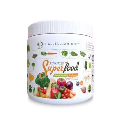 Advanced Superfood, Greens and Vegetable (Berry)