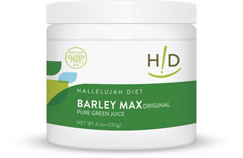 BarleyMax (4.2 oz) - Powder
