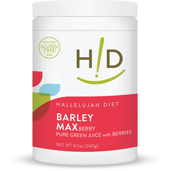 BarleyMax Berry (8.5 oz) - Powder