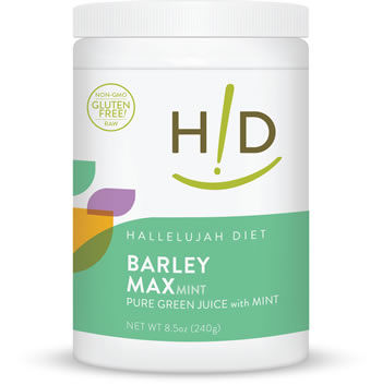 BarleyMax Mint (8.5 oz) - Powder