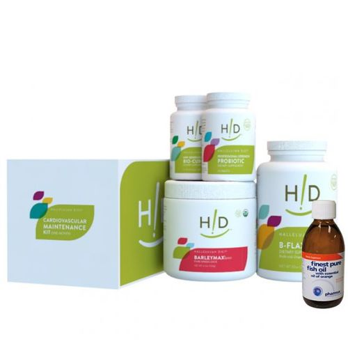 Cardiovascular(Heart) Monthly Rebuilding Kit ( Berry flavor)