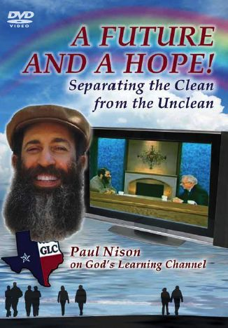 DVD: A Future And A Hope! Separating the Clean from the Unclean (CLONE)