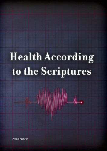 (DVD) Health According to The Scriptures by Paul Nison (2013) 60 minutes