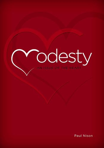 (DVD) Modesty, An Issue of The Heart (2013) 60 minutes