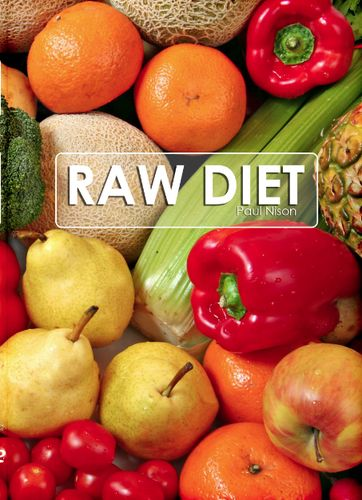 (DVD) Raw Food Recipes by Paul Nison (2013) 60 Minutes