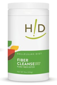 Fiber Cleanse (Apple Flavor) 16 oz Powder
