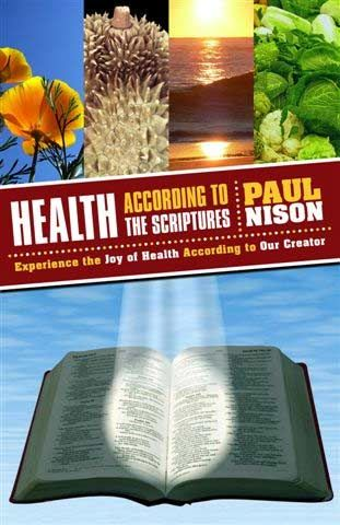 Health According To The Scriptures package, Book, DVD, and CD (buy them all together and save)