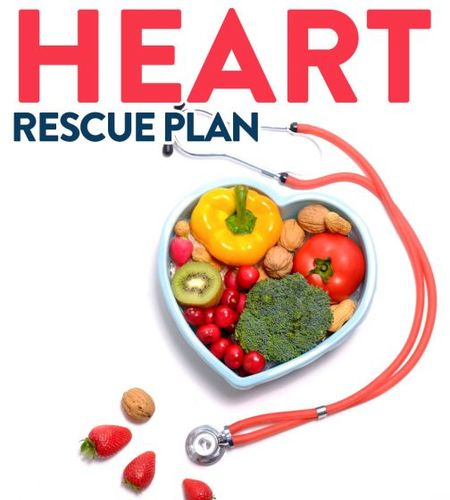 Heart Rescue Plan (Berry Flavor )