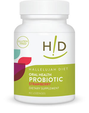 Oral Health Probiotic Supplement