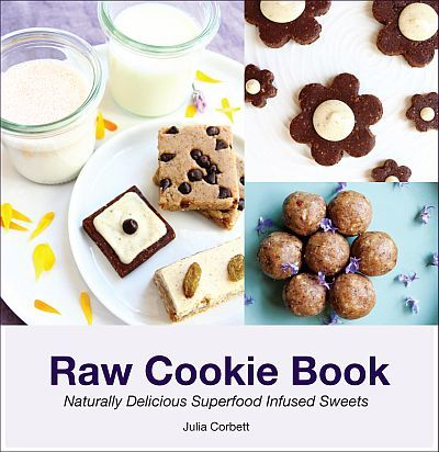 Raw Cookie Book, The, by Julia Corbett