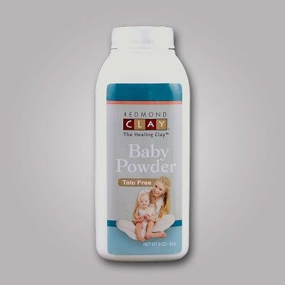 Redmond Clay Baby Powder 3 oz