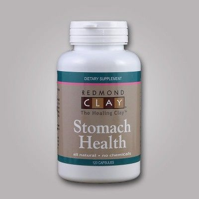 Redmond Clay Stomach Health Capsules