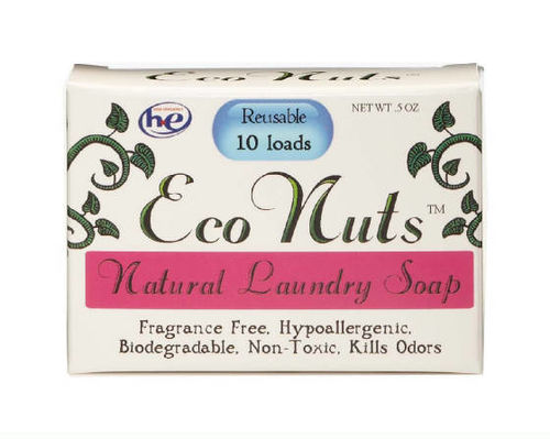 Soap Berries Trial Size, 0.5 oz (10 Loads) - Eco Nuts