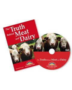 The Truth Behind Meat and Dairy