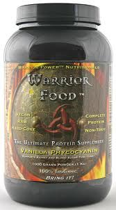 Warrior FOOD CHOCOLATE , 250 grams � Healthforce Nutritionals